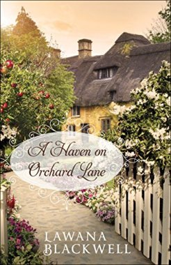 Book Cover: A Haven on Orchard Lane