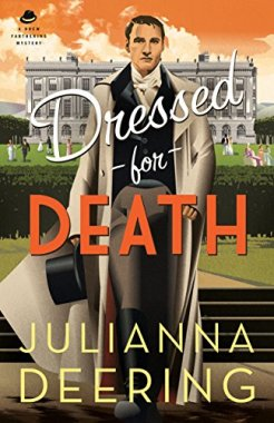 Book Cover: Dressed for Death