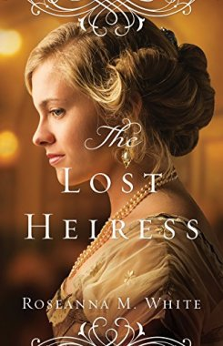 Book Cover: The Lost Heiress