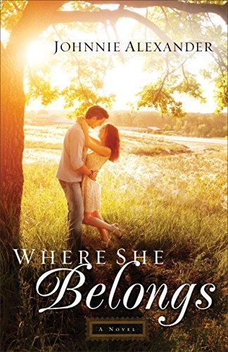 Book Cover: Where She Belongs