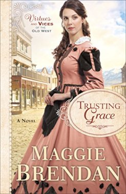 Book Cover: Trusting Grace