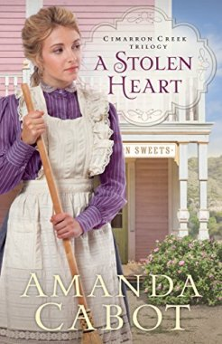 Book Cover: A Stolen Heart