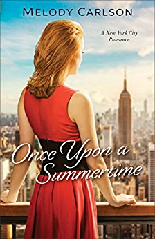 Book Cover: Once Upon a Summertime