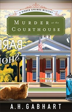 Book Cover: Murder at the Courthouse