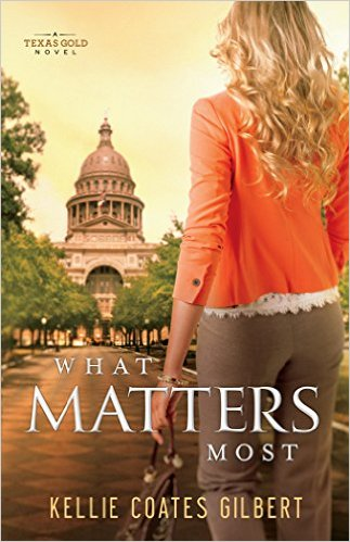 Book Cover: What Matters Most