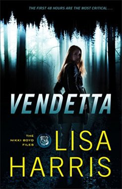 Book Cover: Vendetta