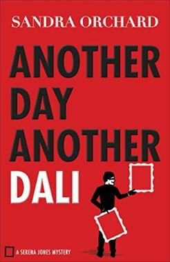 Book Cover: Another Day Another Dali