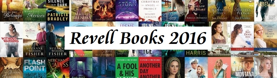 2016 Fiction from Revell Books