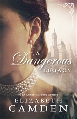Book Cover: A Dangerous Legacy