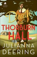 Book Cover: Death at Thorburn Hall