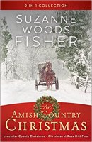 Book Cover: An Amish Country Christmas