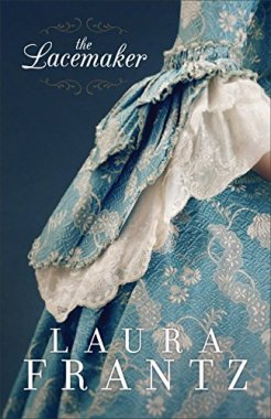 Book Cover: The Lacemaker