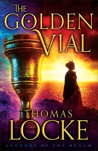 Book Cover: The Golden Vial