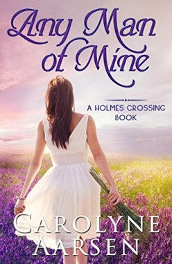 Book Cover: Any Man of Mine