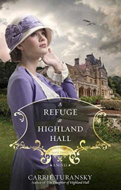 Book Cover: A Refuge at Highland Hall