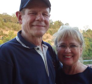 Richard and Patricia Dascher