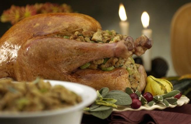 Thanksgiving-Remembered