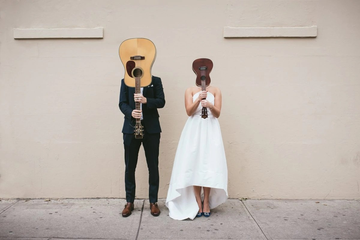 East Village elopement wedding