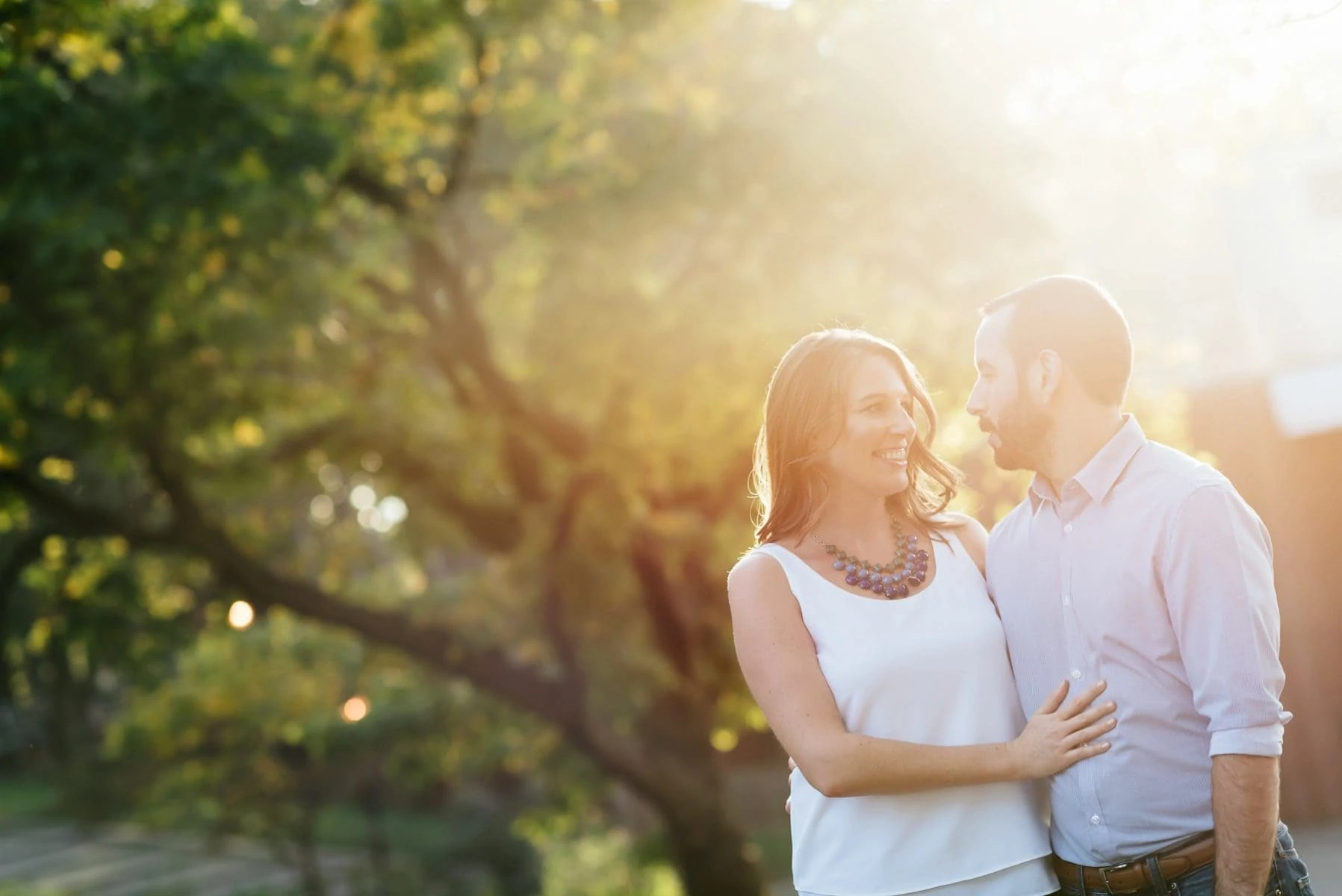 Astoria park engagement session