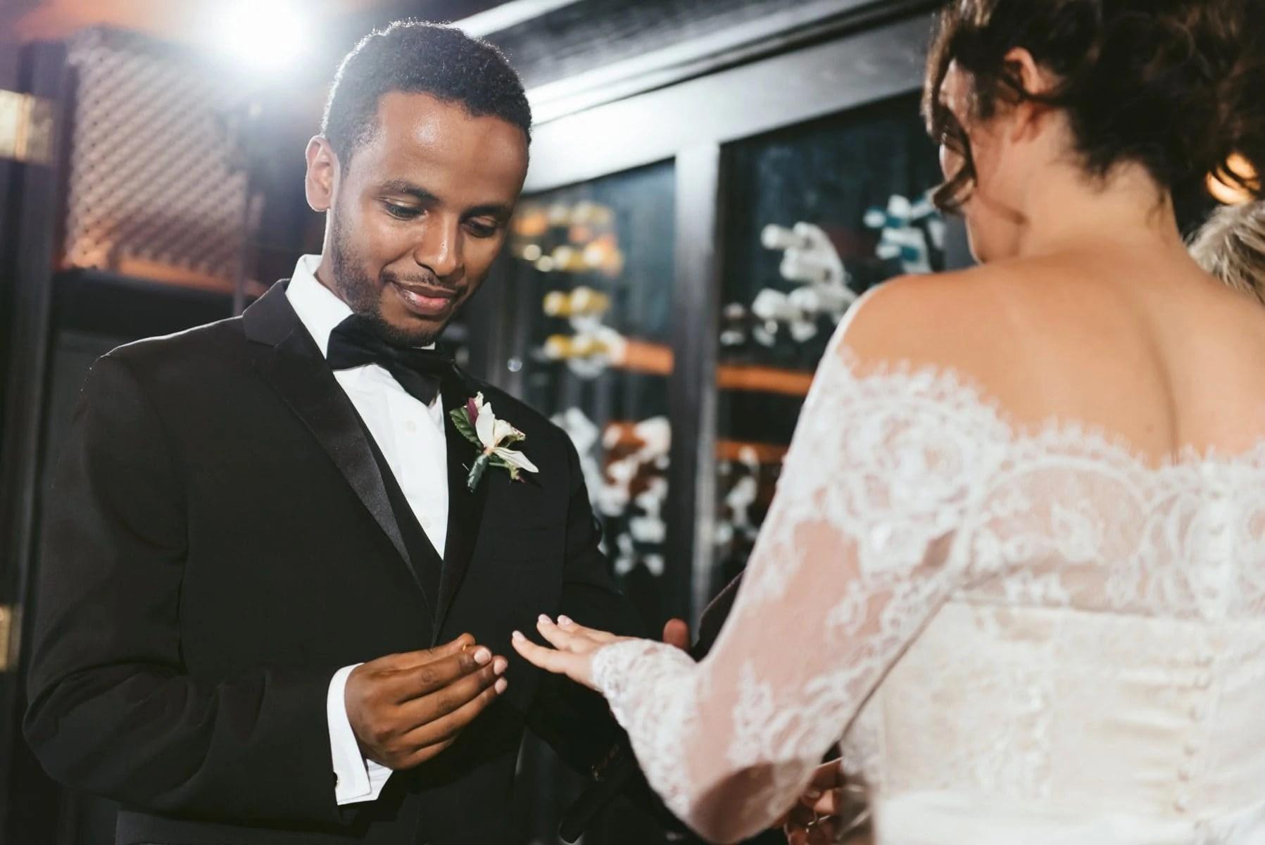Del posto Restaurant wedding - Manhattan wedding photographer