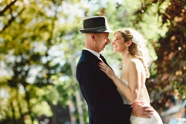 East Village Manhattan wedding