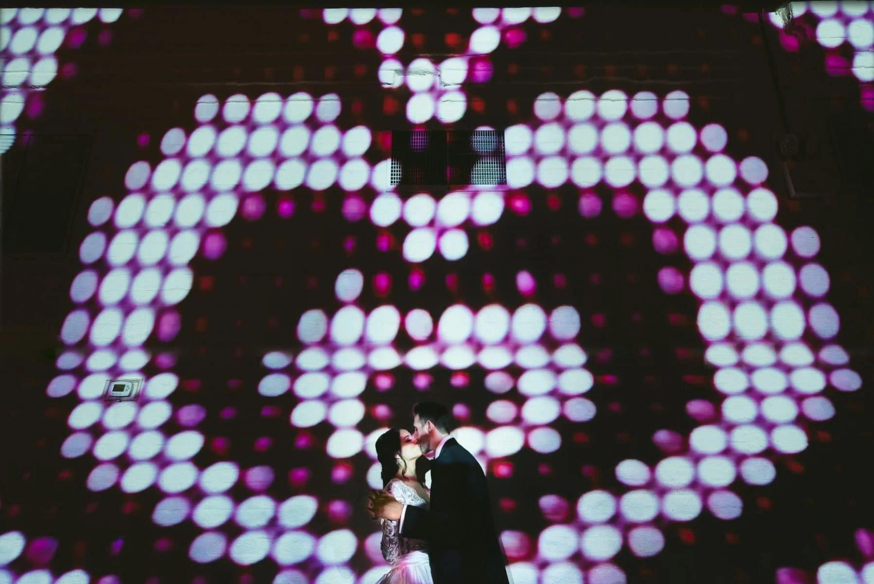 Liberty Warehouse Brooklyn wedding