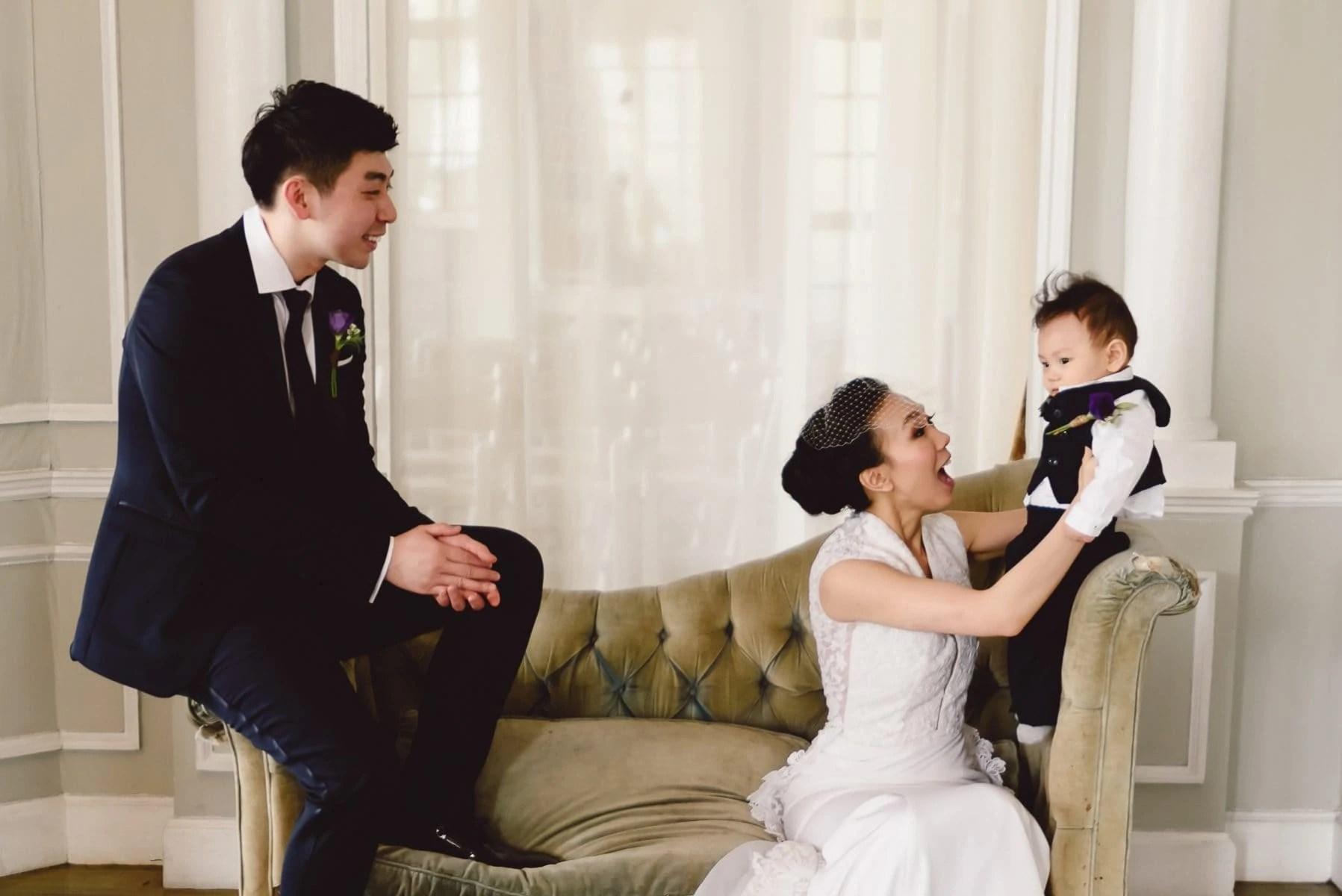 Brooklyn Metropolitan Building wedding