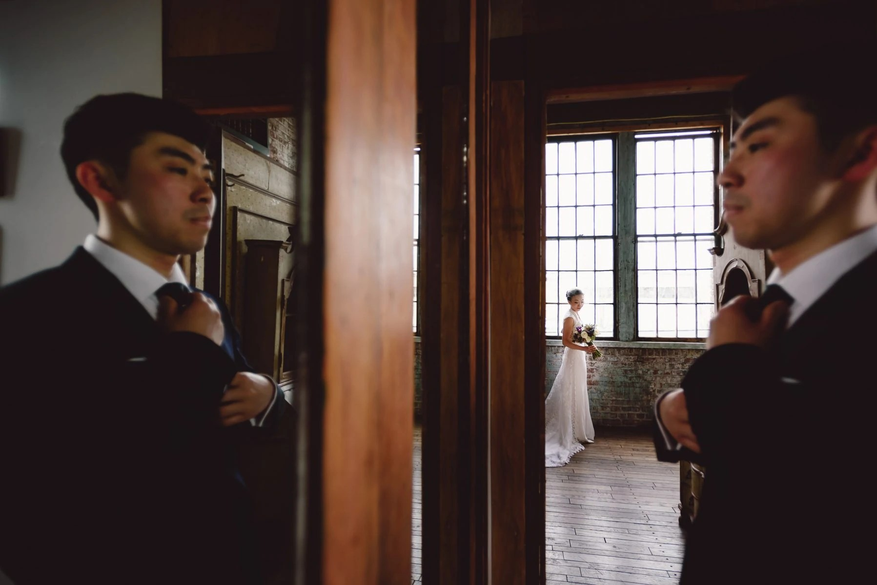Brooklyn Metropolitan Building wedding