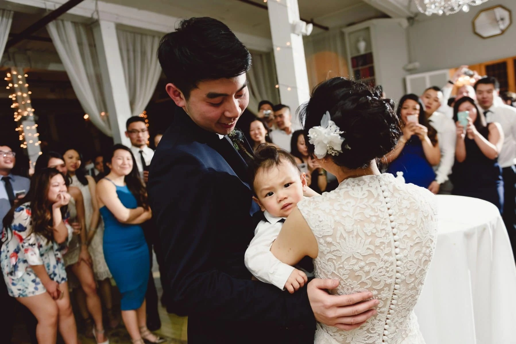 Brooklyn Metropolitan Building wedding photography