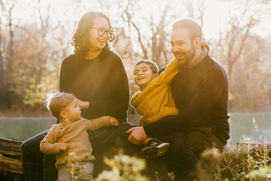 Prospect Park Family Session