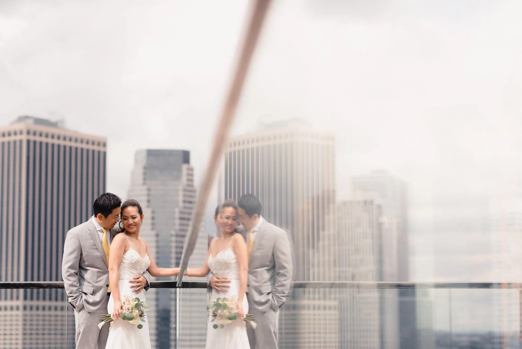 Dumbo Elopement Wedding