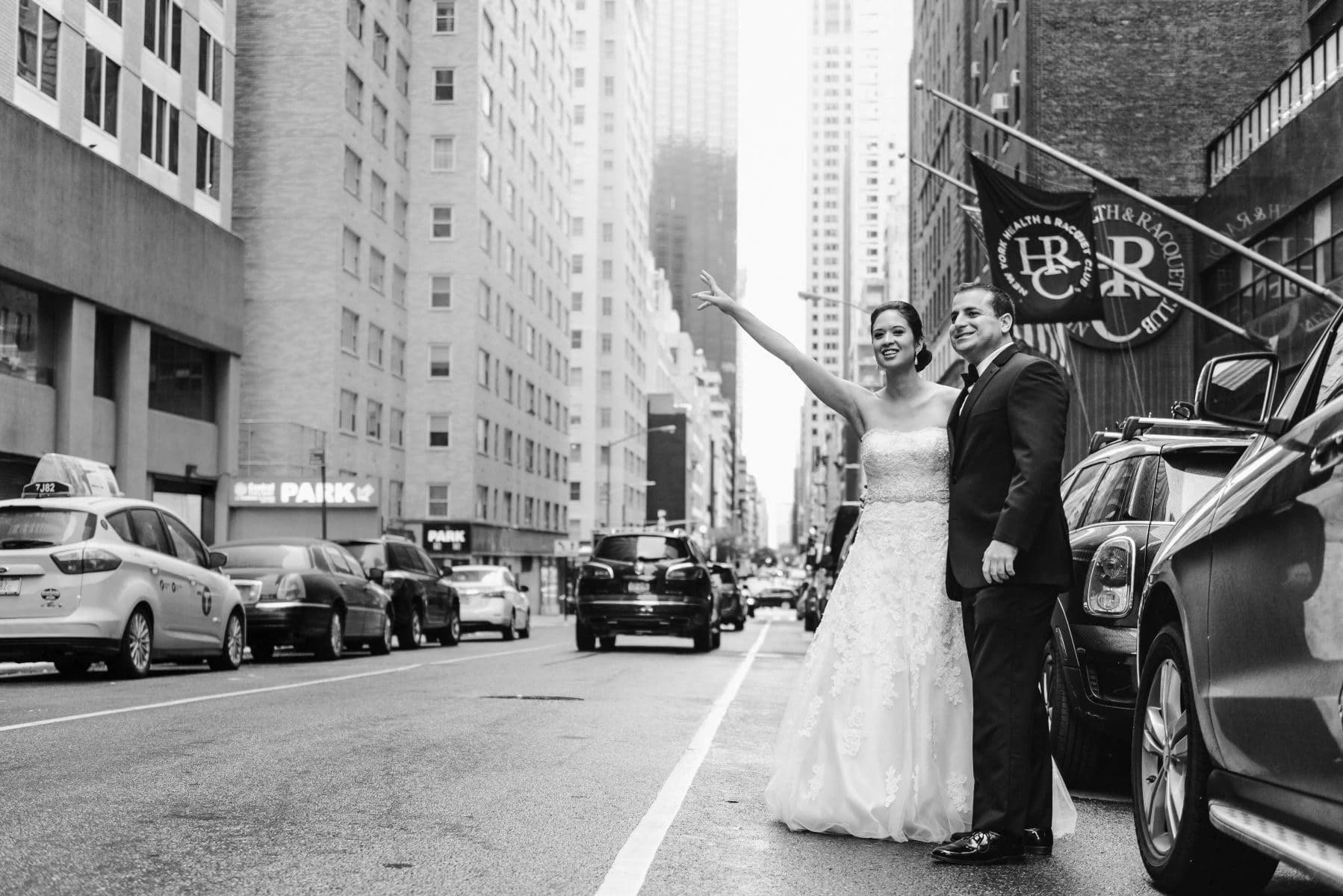 Manhattan Elopement Wedding
