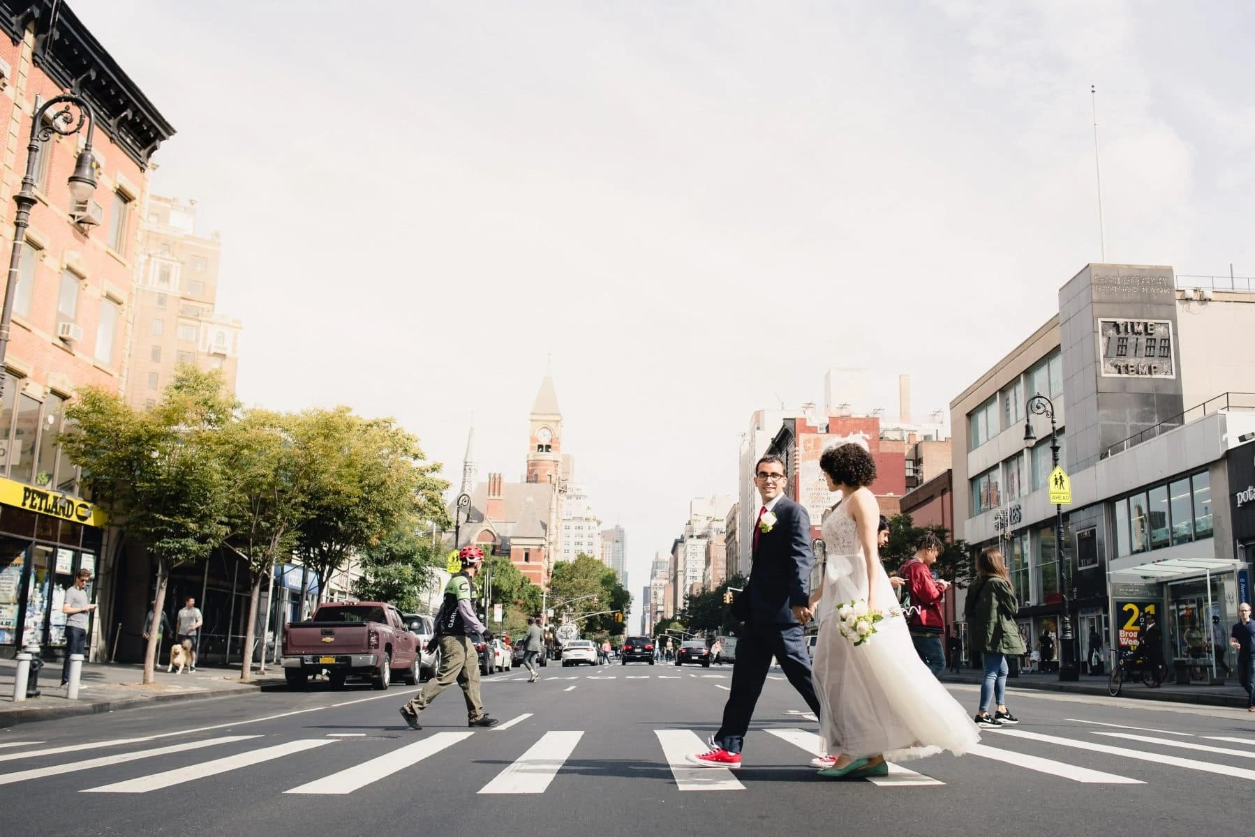 New York Elopement wedding