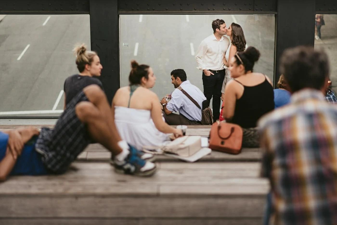Highline Park Engagement Session