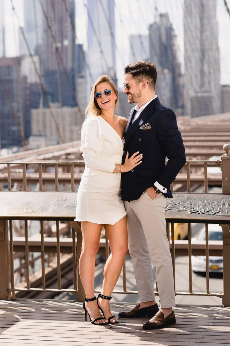 New York Engagement Session Locations