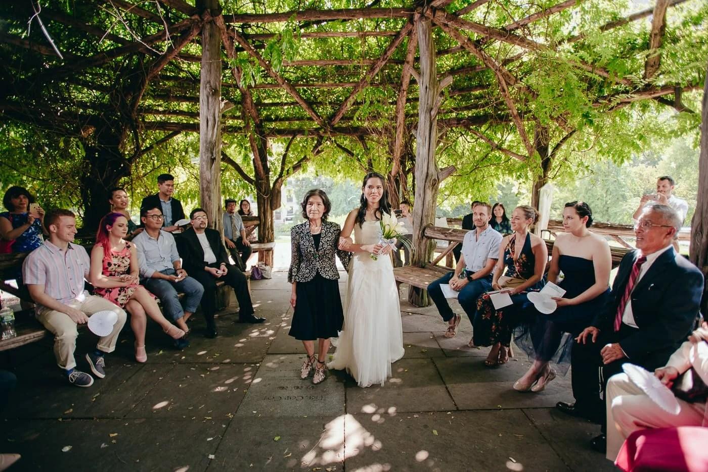 Cop Cot Elopement Wedding