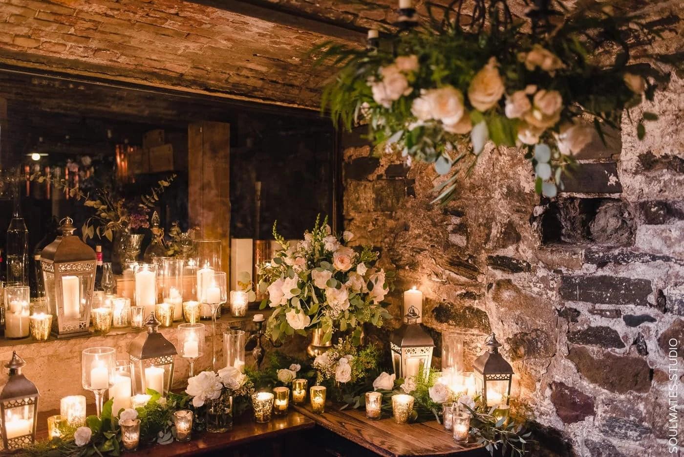 Bacaro Restaurant Elopement Wedding