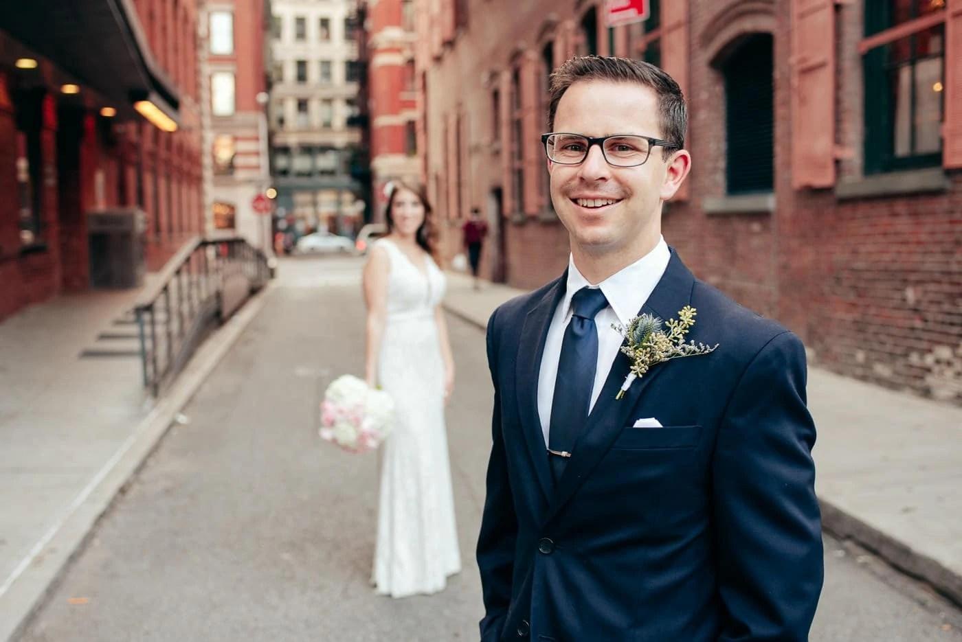 Manhattan Soho Elopement Wedding