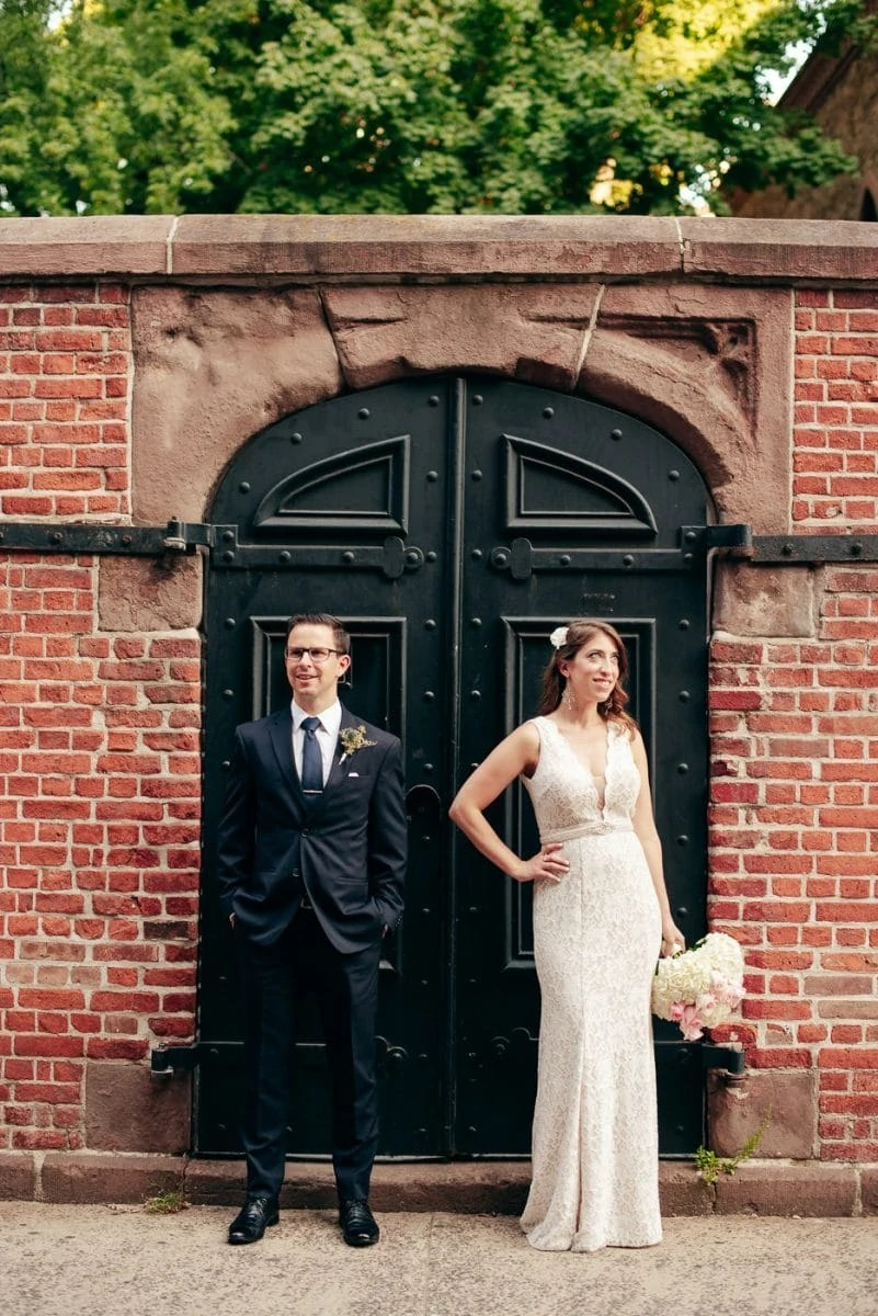 Soho Elopement Wedding