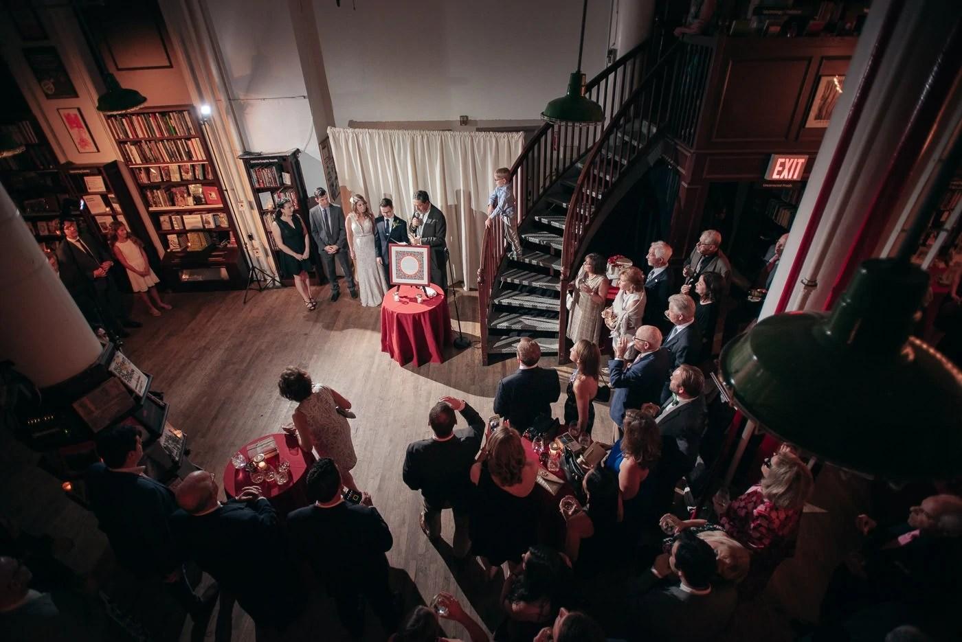 Manhattan Unique Elopement Wedding Venue