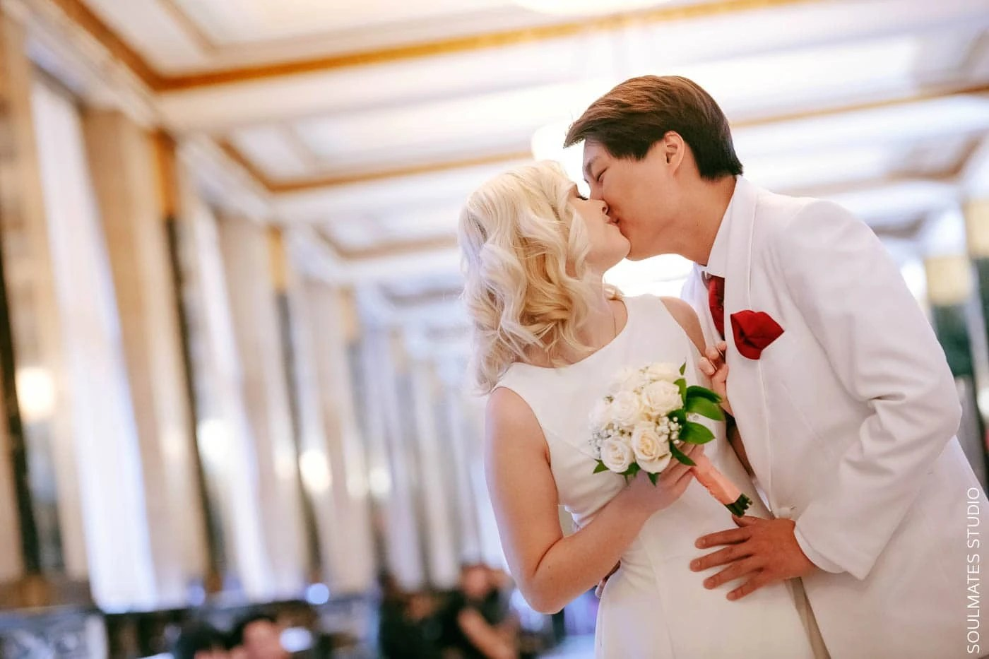 New York City Hall Elopement Wedding