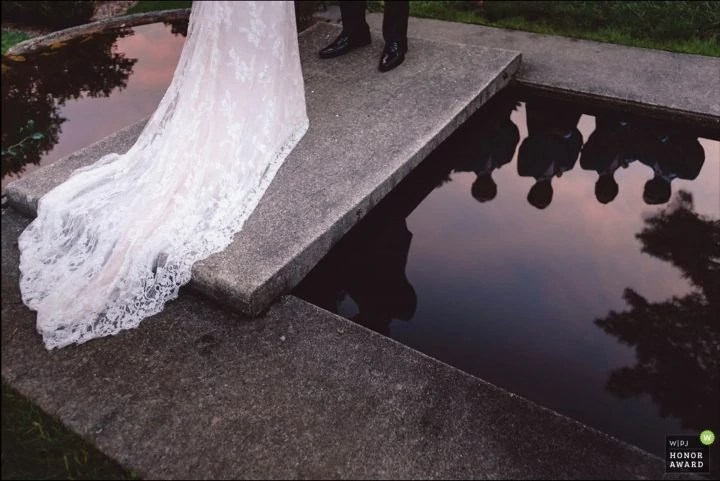 New York Wedding Ceremony Awarded image