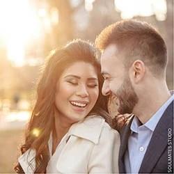 Central Park Engagement Couple Testimonia Review
