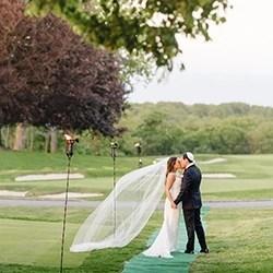 Fresh Meadow Country Club Wedding