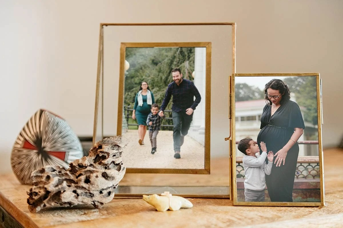 Printed Images from your New York Family Session will bring happy moments back