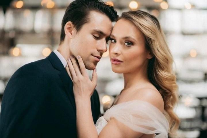 Wedding Editorial Batello New Jersey