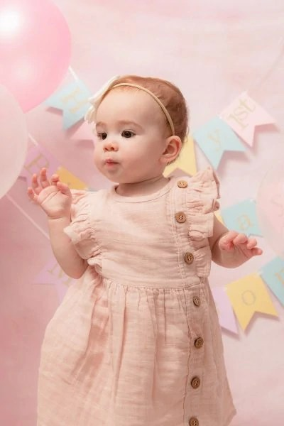 clothing for baby photo session