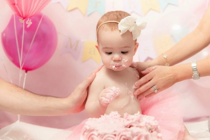 How parents can help during baby session?