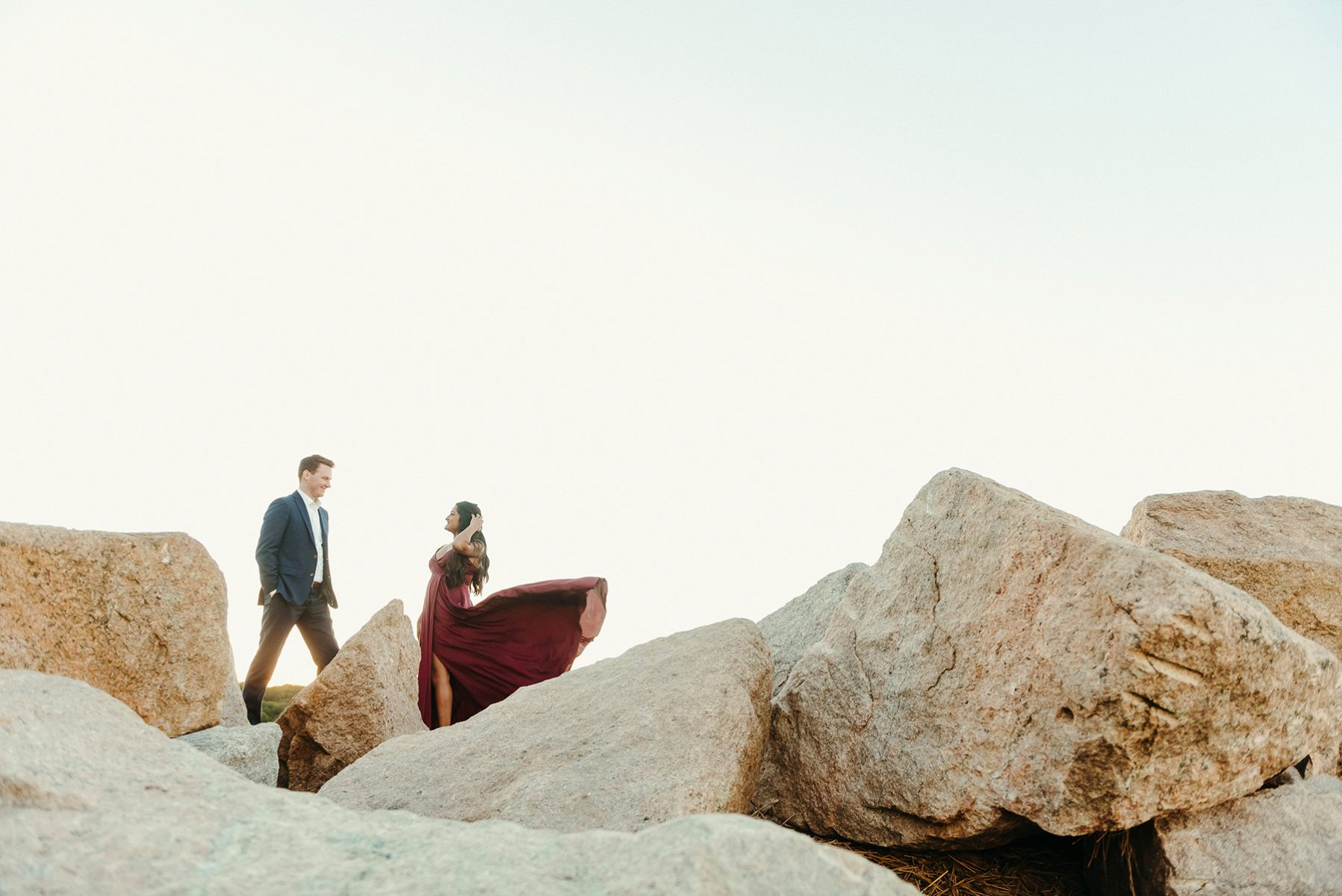 Oyster Bay Engagement session