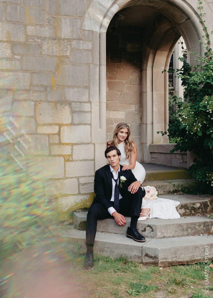 Planting Fields Intimate Wedding